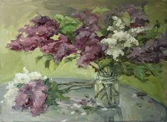 Сирень. The Lilac. Der Flieder.