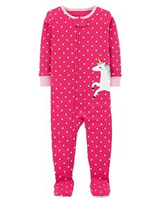 Girls Pink Footed Fleece Pajama Size 4 One Piece Jumping Bean Brand Candy Print