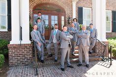 Groomsmen, Savannah wedding, Savannah groomsmen
