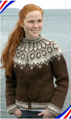 WANT --- Buy IN ICELAND from women who knit them -- also has a version with a HOOD