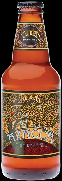 mybeerbuzz.com - Bringing Good Beers & Good People Together...: Founders Introduces First Seasonal of 2016: Azacca...