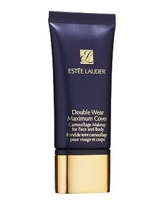 Estee Lauder Maximum Cover Camouflage Makeup for Face and Body SPF 15 30ml  Dont use it as foundation as I don't need the coverage, but I like full coverage under eye concealer and this is amazingggggggg!! Better than MUFE Full cover concealer!! Try it!!!
