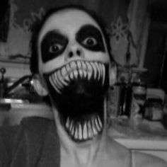 Top 30 des maquillages flippants d'horreur pour Halloween, maman j'ai peur | Topito