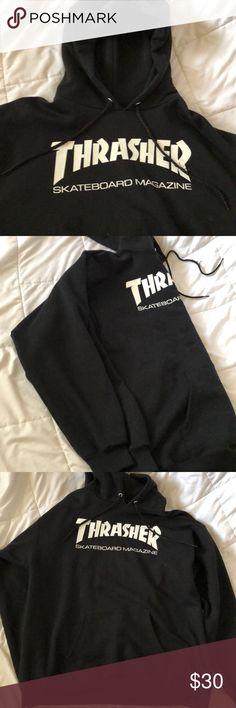 Zumiez Thrasher Sweatshirt Size M