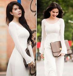 Love this!  Long vietnamese dress  vietnamese aodai vietnam long dress MANY SIZES AVAILABLE  #Handmade