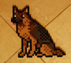 German Shepard by cephalo786.deviantart.com on @deviantART