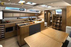2013 BAVARIA CRUISER 56 Sailboat Interior, Sail Away, Boats For Sale, Sailboats, Water Crafts, Bavaria, Yachts, Van Life, Retirement