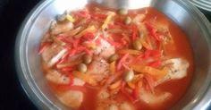 Fabulosa receta para Pescado a la veracruzana. Platillo tipico de Veracruz, colorido y muy aromático Una delicia mexicana.