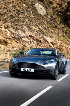 DB11 is the Aston Martin you've been waiting for. Discover: http://astonmartin.com/db11