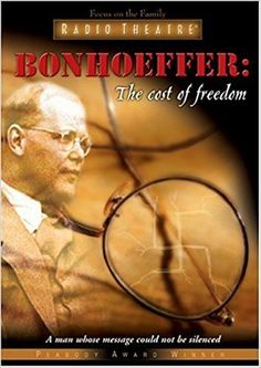 Freebie - Focus on the Family Recording of Bonhoeffer: The Cost of Freedom from #sponsor @HSConvention #homeschool #homeschooling #homeschoolfreebies
