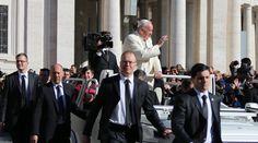 """VATICANO, 02 Mar. 16 / 06:01 am (ACI).-   La catequesis del Papa Francisco este miércoles en la Audiencia General trató la figura de Dios Padre que """"ama a sus hijos, los ayuda, los cuida, los perdona""""."""
