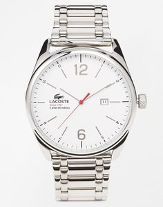 Lacoste | Lacoste Austin Stainless Steel Strap Watch 2010745 at ASOS