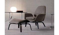 Minotti Gilliam fauteuil