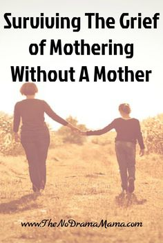 Grief is always hard, but there is something profoundly unfair about mothering without a mother. Mom I will never stop missing you.