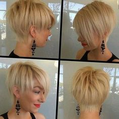 40 Best Short Hairstyles for Fine Hair 15 Chic Short Hairstyles For Thin Hair You Should Not Miss. 40 Best Short Hairstyles For Fine Hair Latest Short Haircuts, Modern Short Hairstyles, Inverted Bob Hairstyles, Haircuts For Fine Hair, Short Pixie Haircuts, Cute Hairstyles For Short Hair, Hairstyles Haircuts, Bob Haircuts, Popular Hairstyles