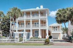 Grand Beach Villa Multi-family home with 6 bdrm/6.5 baths pets, close to beach