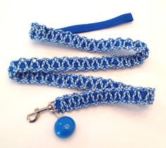Blinking Light on handmade nylon and paracord by spreadblessings