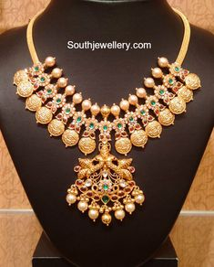 Antique Kasu Necklace