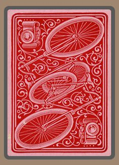 BICYCLE CARDS - Non-USPC Bicycle Designs