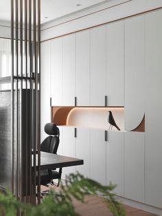 作品欣賞-順天璞玥 鍾公館::子境空間設計:: Office Interior Design, Office Interiors, Interior Design Inspiration, Interior Styling, Interior Decorating, Wardrobe Design Bedroom, Bedroom Bed Design, Cabinet Design, Interior Architecture