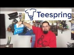 First time teespring unboxing/review - The Templar Code