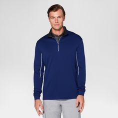 Men's Golf Quarter Zip Softshell Jackets - Jack Nicklaus