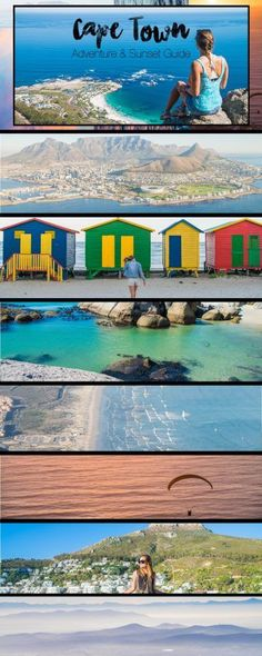 This Cape Town Guide might be the most comprehensive I have ever written, so buckle up folks, because it's gonna be a wild (long) ride. Why so long? Because Cape Town has more adventures than I can accomplish! Click for almost 5000 words, 32 adventure ideas, 10 sunset spots, 2 top notch accomodation ideas, and 13 food ideas for this gorgeous city.