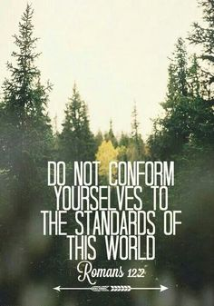 Do not conform