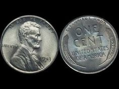 In 1944 the US mint accidentally produced some steel pennies. They are worth a lot of money! This video will show you how to check for these rare coins! Valuable Pennies, Rare Pennies, Valuable Coins, Rare Coin Values, Old Coins Value, Penny Values, Steel Penny, Coin Buyers, Rare Coins Worth Money