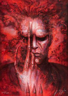 futurekill red H R Giger