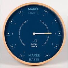 Horloge des marées Storm - Français