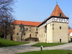 Česko, Budyně nad Ohří - Vodní hrad