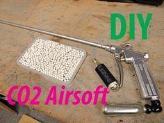 CO2 Airsoft/Softair BB-Gun selber-bauen DIY - YouTube