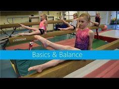 Basics & Balance » Balance Beam - YouTube