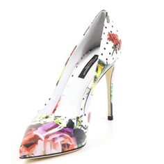 Dolce & Gabbana Women's Kate Heel | Overstock.com Shopping - The Best Deals on Designer Women's Shoes