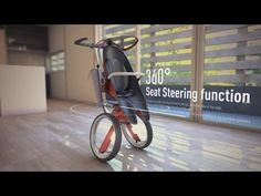 BUGGY Stroller Product Concept Film - YouTube