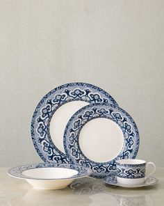 Empress 5-Piece Place Setting - Ralph Lauren Home Dinnerware  - RalphLauren.com