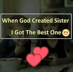 Sharing birthday with friends quotes: brother_sister_best friends ( Good Sister Quotes, Brother Sister Quotes, Brother And Sister Love, Sister Birthday Quotes, Birthday Wishes Quotes, Dear Sister, Happy Birthday Sister, Big Sis, Sibling Quotes