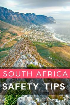 Our South Africa safety tips. Is Cape Town safe? Is South Africa safe? Keep safe on the road by following our safety strategy when we visit South Africa. Plan your South Africa safari with these tips in mind and have a fabulous South Africa road trip. #SouthAfrica via @travel4wildlife
