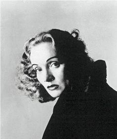 Marlene Dietrich, photographed by Irving Penn,1948.
