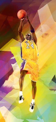 Portraits. Nike Harlem HOH by Denis Gonchar in NBA: Stunning Digital Art