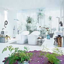 Axor Urquiola bathroom   @HansgroheUSA  & #BathroomDreams