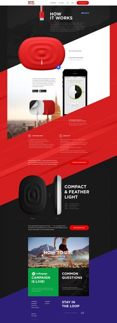 Smartmio Web 3 by Yegor Trukhin for Visualizers Mobile Web Design, Web Ui Design, Best Web Design, Landing Page Inspiration, Web Design Inspiration, Simple Website Design, Web Company, Mailer Design, Template Web