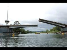 [Vídeo] Xile es gasta 23 milions d'euros en refer un pont llevadís construït al revés per una empresa espanyola ! directe!cat
