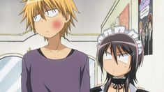 fun anime characters | Fergit the side characters - its Usui x Misaki I want to see)