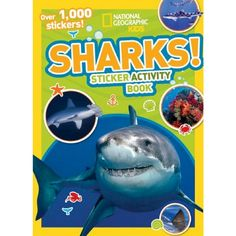 Sharks ( National Geographic Kids) (Paperback) by National Geographic Society (U.S.)