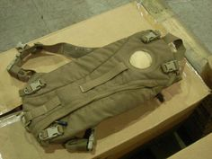 We have some USMC Tactical 3L Hydration Systems coming up for online bidding!