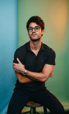 Odds & Ends: Darren Criss Named Entertainer of the Year, Alex Lacamoire Joins Fosse/Verdon & Darren Criss Glee, Entertainer Of The Year, Glee Cast, Chris Colfer, Hollywood Celebrities, Celebrity Crush, Pretty Boys, Pretty People, Actors & Actresses
