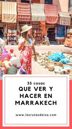Conoce todo lo que esta ciudad tiene para ofrecerte, no te pierdas de ninguna de sus actividades. Marrakech, Blog, North Cascades, Traditional Styles, Day Spas, Morocco, Paths, Cities, Activities