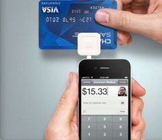 For me, the most exciting new gadget on the scene. Small business folks can take credit cards anywhere.